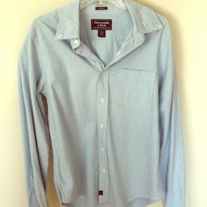 Abercrombie and Fitch Muscle Button Down